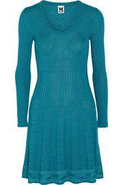 M MissoniWool-blend mini dress