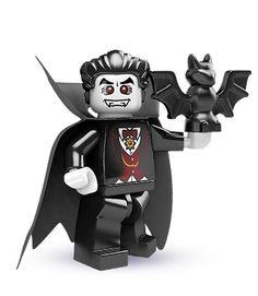 Vampire Lego Minifigure