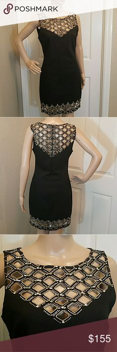 💝YUSMARYS Designer Crystals Formal Dress NEW nwt YUSMARYS Designer Formal Dress  BRAND NEW with tags attached!   Retail Price $198.00  Size: Medium  Jeweled & Crystal Encrusted, incredible detail  One-of-a-kind 😍  🎉  Formal events , Perfect Vegas dress , New Years & Holiday Party Dress! Anniversary   💖 Click 'Add to Bundle' for a special offer from me, no obligation!  ➕ Add any other items you like for an even better discount!  🛍 I ship same day or next business day😗💌 Yusmarys Dresses
