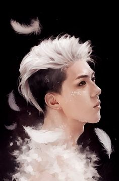 Sehun by omurizer on DeviantArt