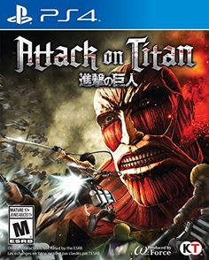 b78d3526be Attack on Titan PlayStation 4  gt  gt  gt  Be sure to check out