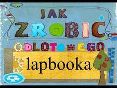 Jak prosto zrobić fajnego lapbooka ? - YouTube Crafts For Kids, Teaching, Activities, Education, Youtube, Aga, Schools, English, History