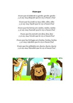 Cancionero infantil Escuela Bibichu Poetry For Kids, Toddler Crafts, Preschool, Education, Fictional Characters, To Tell, Nursery Rhymes Lyrics, Children Songs, Short Poems For Kids