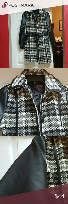 PRICE JUST REDUCED!!! Brand new winter coat! Size 9 in juniors; runs small; about size S Jackets & Coats Pea Coats