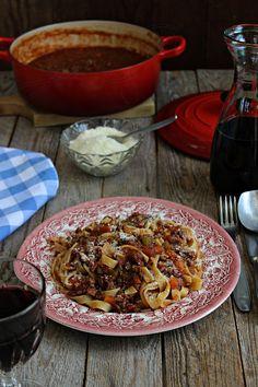Bolognese, Ratatouille, Paella, Treats, Ethnic Recipes, Food, Instagram, Recipes, Italy