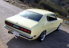 300hp 1974 Datsun 610 Turbo