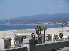 Santa Monica, CA....Loved this beach, the view was amazing