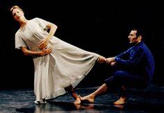 Choreographer Mats Ek