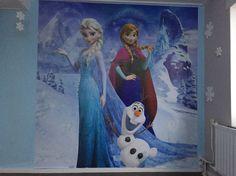 Frozen kamer / room for my little girl