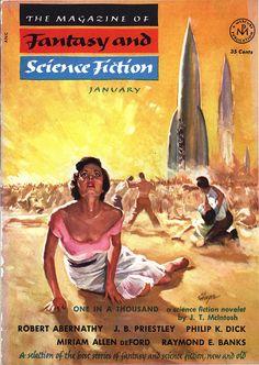 Fantasy and Science Fiction Magazine