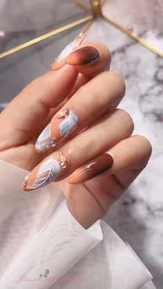 nail beauty show you all kinds of nail desins and ideas for ladys beauty beautiful nails nail art nail care nail art designs nails and beauty Nail Art Designs Videos, Nail Design Video, Nail Art Videos, Cute Nail Designs, Nails Design, Nail Art Hacks, Gel Nail Art, Nail Nail, Acrylic Nails
