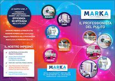 Euro Contest: MARKA CLEANING I Professionisti del Pulito a Casa Nostra