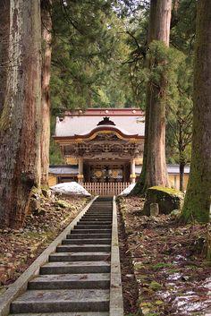 Eihei-ji, Fukui, Japan
