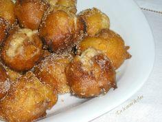 Buñuelos de Viento (Thermomix y Tradicional) Pretzel Bites, Sweet Recipes, French Toast, Cooking Recipes, Bread, Breakfast, Desserts, Food, Cookies
