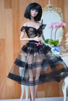 Barbie Dolls : poppy parker dolls for girls Bad Barbie, Barbie Dress, Barbie Clothes, Fashion Royalty Dolls, Fashion Dolls, Fashion Dresses, Diva Dolls, Poppy Parker, Ball Jointed Dolls