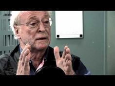 An acting masterclass from Sir Michael Caine (BBC Radio 4)  Students are always looking for tips. He gives such practical ideas for making the most of the close-up.