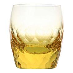 Moser – Bar Old Fashioned -Trinkglas – Pebbles, Geschliffen und Poliert – Eldor