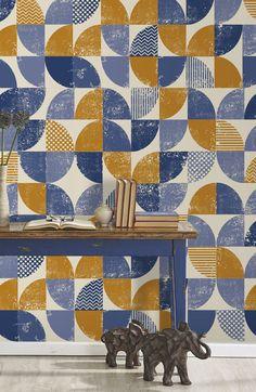 Euphoria By wallpepper, motif #wallpaper, mediterraneo Collection