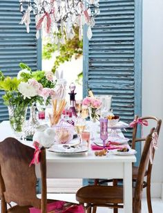 Shut the Window! via I'm still thinking about what to do with my new to me shutters. I planned to show my dining room yesterday wit...