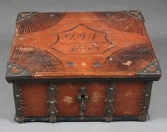 From Norway..c1835.