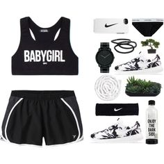 Untitled #367 by aria-97 on Polyvore featuring VFiles, Old Navy, Calvin Klein, Movado, NIKE, Goody, Lux-Art Silks, VIPP, Nearly Natural and nike