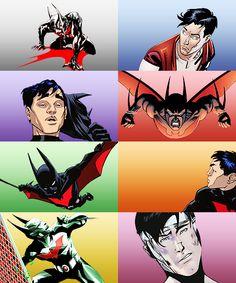 Batman Beyond - Terry McGinnis