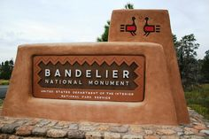 Bandelier National Park, New Mexico