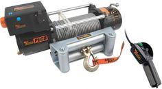 Mile Marker PEC8 Electric Winch 21x6.22x8.25