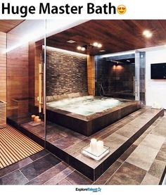 This would be my dream bathroom
