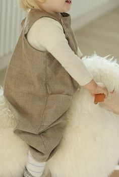 Fräulein Otten: Elmars latzhose Tutorial