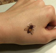 Image result for honey bee tattoo