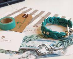Dieses schöne GASSI GLAMOUR Armband in Nappaleder Türkis müsste heute als Geburtstagsüberraschung in Bremen angekommen sein  Wir liiiieben die Farbe ❤  www.gassiglamour.de // #gassiglamour