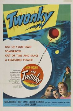 Sorry, I can't be afraid of something called 'The Twonky'