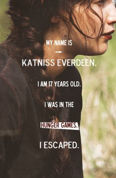 Are you strong and fearless like Katniss Everdeen?