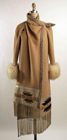 Coat, 1972, The Metropolitan Museum of Art