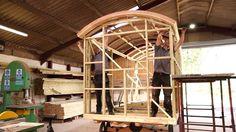 Promo for instructions / Plans for a Blackdown® Shepherd Hut.
