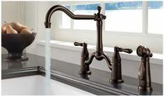 """brizo - tresa  IrvineHomeBlog.com   I want one for my #kitchen """"❤"""""""