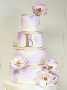 Wedding cake idea; Featured Cake: The Sugar Suite