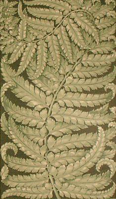 Art nouveau print 1890