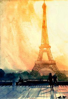 Fifth. Paris.