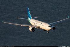 Garuda Indonesia - Airbus A330-243 aircraft picture