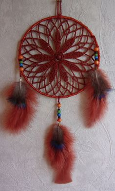Catcher dreams dreamcatcher' nara 'Brown by junglecheyen on Etsy
