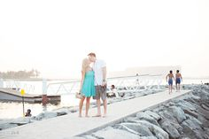 Beach Engagement - Dubai