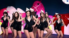 Girls' Generation 소녀시대_Genie_Music Video (JPN ver.), via YouTube.