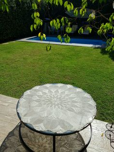 Stepping Stones, Lace, Outdoor Decor, Home Decor, Stair Risers, Decoration Home, Room Decor, Racing, Home Interior Design