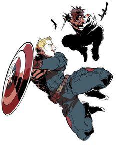 marvel art, marvel avengers, m Marvel Vs, Marvel Funny, Marvel Dc Comics, Marvel Movies, Comic Collage, Comic Art, Capitan America Comic, Image Pinterest, Character Art