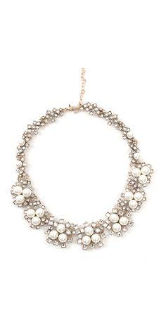 Simone Pearl Necklace