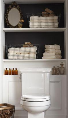 Manque d'espace ou coins perdus dans la salle de bain? Conseils, inspirations et plans d'aménagement pour maximiser l'espace et la déco d'une petite salle de bain.