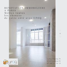 Réalisez vos projets de rénovation immobiliers à Paris avec Upoq ! Suivez les conseils d'une entreprise de rénovation de maison et d'apartements. Location, Paris, Old Apartments, Electrical Wiring, Montmartre Paris, Paris France