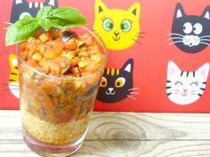 Quinoa ratatouille / recette de cuisine ma ratatouille de bébé au quinoa